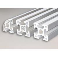 Quality 6061 T5 T6 Industrial Aluminium Profiles Aluminum Extruded Sections Anodize Surface for sale