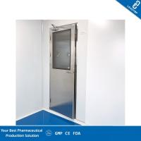 Quality Precise Air Shower Class 100 Cleanness 99.999% HEPA Filter GMP Standard Clean Room Air for sale