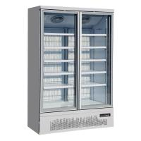 Buy cheap Upright Ice Cream Display Freezer With Triple Glazed Anti Fog Glass Doors from wholesalers