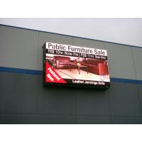 Quality Double Sided P5 Outdoor Advertising LED Display High Flatness For Supermarket for sale