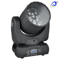 China DMX 12PCS 10W 4 IN 1 LED Flower Moving Head Pattern Beam Stage Moving Head Light on sale