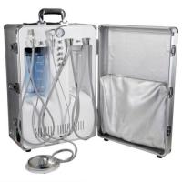 Quality DENTAL PORTABLE DELIVERY UNIT with CASE COMPRESSOR HIGH QUALITY CE for sale