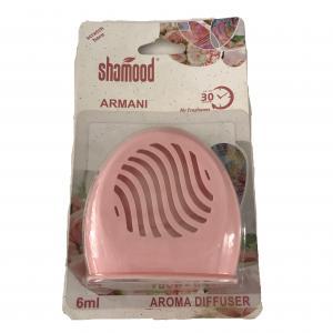 China Armani Aroma Oil Diffuser Motion Sensor Air Freshener Household Membrane 6ML Long Lasting Liquid Car Perfume on sale