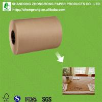 Quality PE coated butcher paper roll for table covers for sale