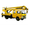 Buy cheap Power strong XCMG 14m small telescopic aerial work platform XZJ5064JGK from wholesalers