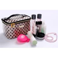 Quality Multi Function Hanging Makeup Bags And Cases Made Of clear PVC for sale