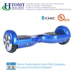 Vespa Hoverboard de la balanza del uno mismo de 2 ruedas con el Presidente de Bluetooth de la rueda de 6,5 pulgadas con la licencia elegante