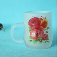 Quality 275ml Hot sale glassware cups  glass drinkware cups for sale