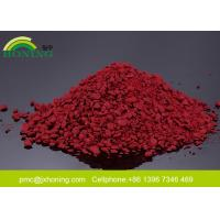 Quality 100% Pure Bakelite Moulding Powder Red Good Insulation For Injection Kitchenware Knobs for sale