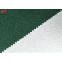 Buy cheap Warp Knitting Brushed Fabric , Polyester Tricot Fleece Fabric , School Uniform from wholesalers