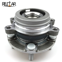 Quality Rear Wheel Bearing Hub Assembly Replacement For Nissan 40202-9W60A 40202-CA010 for sale