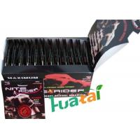 China NITERIDER Natural Herbal Sex Pills for Male Enhancement Sexual Performance on sale