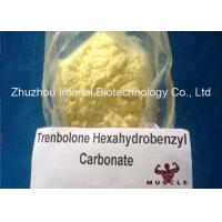 Quality High Pure Tren Anabolic Steroid Powder Tren Hexahydrobenzylcarbonate For Athletes for sale