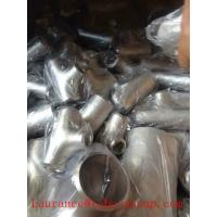 Quality high pressure pipe fittings ss304 equal SW 3000LBs tee for sale