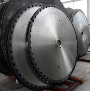 China Aluminum round bar nonferrous metal cutting tungsten carbide circular saw blade on sale
