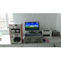 Quality Automatic Intelligent Yarn Evenness Tester for sale