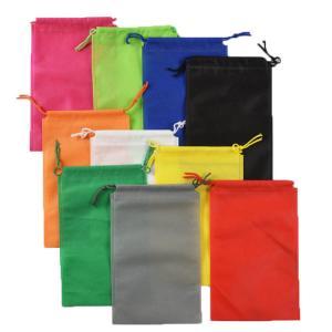 China Printed Drawstring Non Woven Tote Bags Reusable Environmentally Friendly 25X30 CM on sale