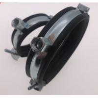 Quality Steel Unistrut Beam Clamps With EPDM Or Without , Full Size Electrical Beam Clamps for sale