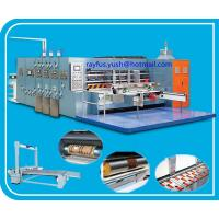 Quality 4 Colour Printing Machine / Computerised Printing Machine Size Customized for sale