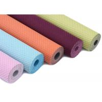 Buy cheap Colorful Comfortable Yoga Towel Non Slip Soft Feeling Eco - Friendly from wholesalers
