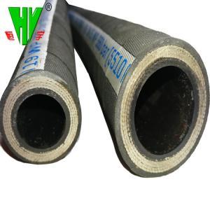 Quality Hydraulic hose manufacturers in China provide 4SP manguera hidraulica hose crane for sale