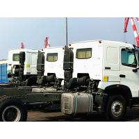Quality HW76 Cabin 6x4 Tractor 371 HP Trailer Head Sinotruk Howo Truck for sale