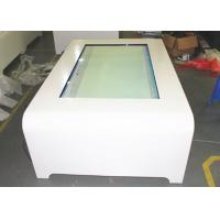 China Touch Screen Table 1080P , Touch Screen Interactive Kiosk  ROHS on sale