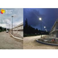 Quality 30 Watt Solar Powered Led Pole Lights , Solar Panel Led Lighting System IP65 for sale