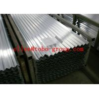 Quality TOBO STEEL Group 316 Stainless Steel Angle Bar AN 8550 Size: 50×50×6MM×6M Thickness: +/- 0.02mm for sale