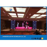 China Indoor Media Video Led Full Color Display Screen Wall P3 SMD2121 Energy saving on sale