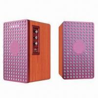 Quality 2.1-channel USB Speakers with 5V DC Power Supply for sale