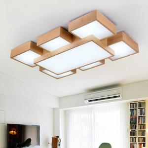 Quality Dark wood ceiling light Fixtures For Indoor home Lighting Fixtures (WH-WA-05) for sale