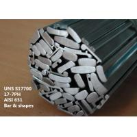 UNS S17700 / AISI 631 Special Alloys For Clean Energy And Oceaneering Excellent Hardness