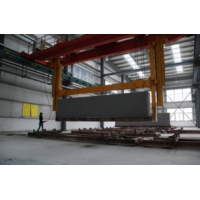 Quality Hydraulic L7350mm AAC Machine Overturn Table for sale