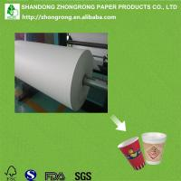 Quality PE coated board for disposable paper cups for sale