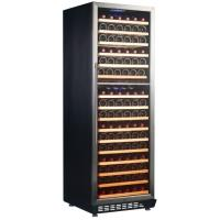 Quality 166 Bottles 450L compressor wine cooler Single-Zone for sale