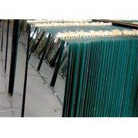 Quality Safety Large Silver Mirror Glass Sheet Color Optional Moisture Resistant for sale