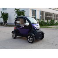 Quality 72 V 1000 W  Mini Electric Car Fashion Color With 1 Passenger Seat for sale