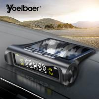 China Yoelbaer Electronic Tire Pressure Monitoring System TPMS Rest Tool Solar Power on sale