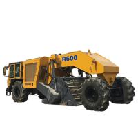 Quality 2100r/Min Rated Speed Earthmoving Machinery Road Cold Recycler R600 2100mm Mixing Width for sale