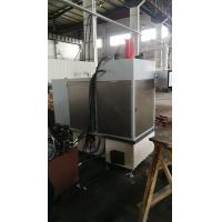 Quality Single-head Beveling/Chamfering Machine, Elbow/Tee/Reducer/Pipe Cap, Stainless Steel/Carbon Steel/Cooper, PLC Control for sale