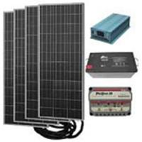 China 325W Solar Home Power System Kit Ref: 1104-380 on sale