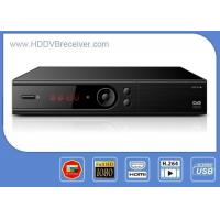 China HDMI CVBS YUV ATSC Digital Receiver Support Multi - Format Media File Play on sale