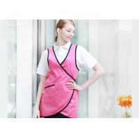 Quality Unisex Vest Kitchen Cooking Aprons , Durable Adult Cooking Apron For Coffee Shop for sale