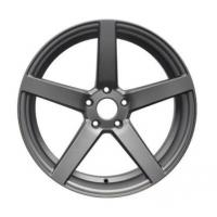 20x9/10.5 Staggered Wheels Gravity Casting Aluminum Rims Light Weight Concave Design Hyper Silver for Benz and Porsche