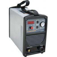 Quality Small IGBT Inverter Air Plasma Cutter 50A , Heavy Duty Plasma Cutter Single Phase for sale