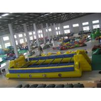 Quality Sport Games Giant green Inflatable Football Field inflatable football court,inflatable football pitch for sale