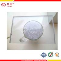 Quality 1.5mm to 20mm Lexan Panels, transparent solid polycarbonate plastic sheet for sale