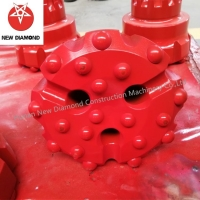 Quality Hard Alloy DTH Down The Hole Hammer Bits MISSION60 With 1129mm Length for sale