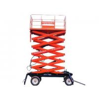Buy Lifting height 4-16 m electric lifting platform at wholesale prices